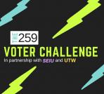 The 259 Voter Challenge!