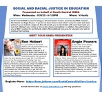 Social And Racial Justice in Education Virtual Training